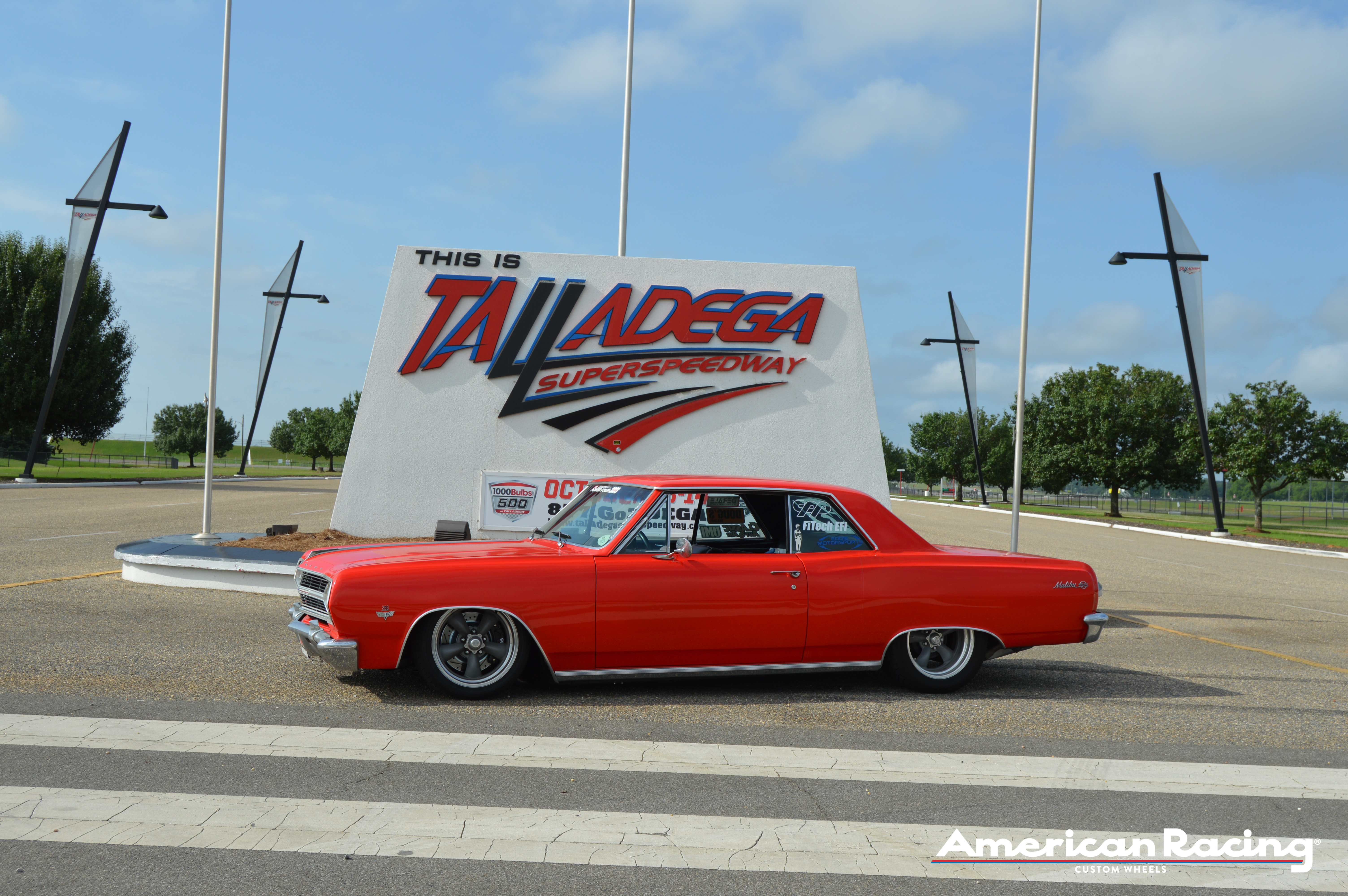American Racing   Classic, custom, and vintage applications available.