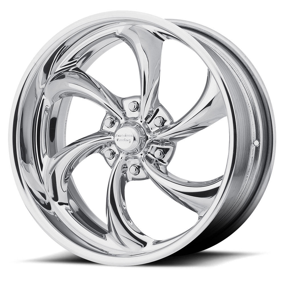 racing american wheels lug custom forged wheel rim rims chrome polished americanracing ar 17x10 tire
