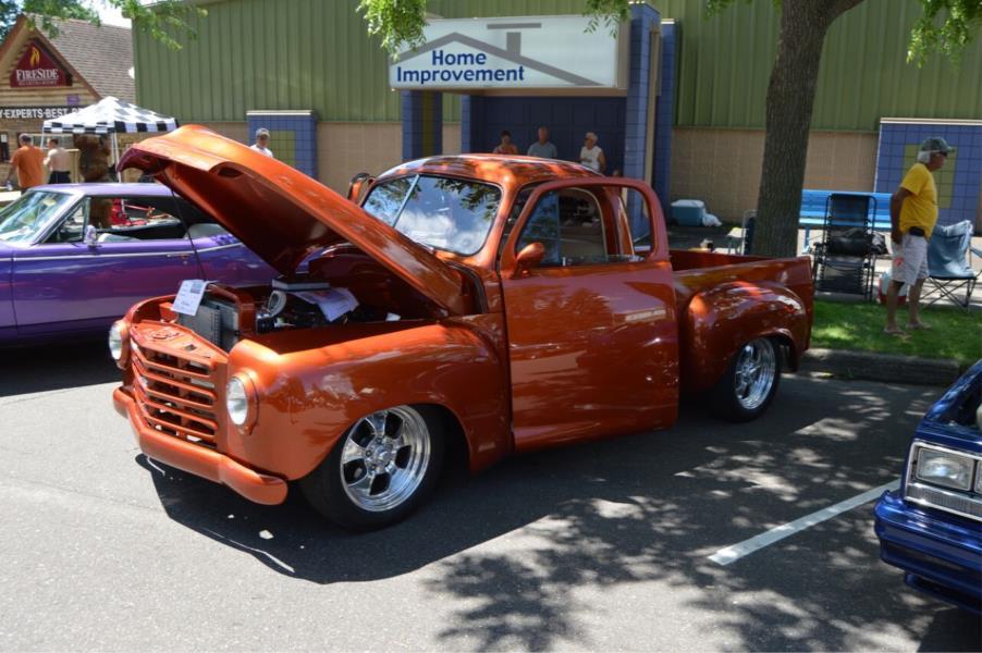 Muncie Car Dealers >> Heritage 2pc: VN450 Hopster